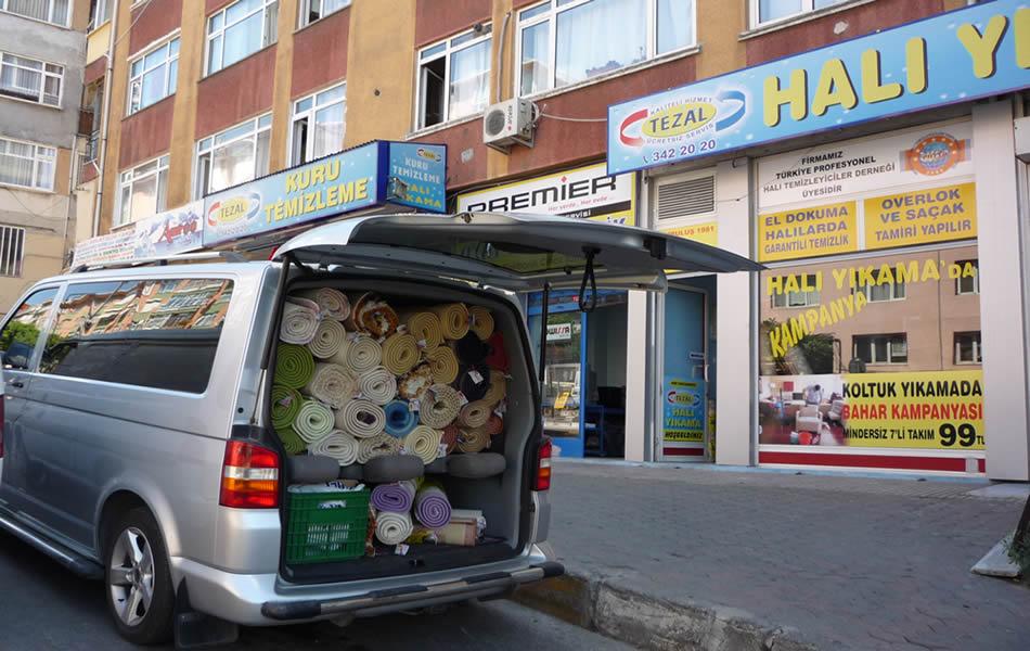 tezal temizleme hizmetleri